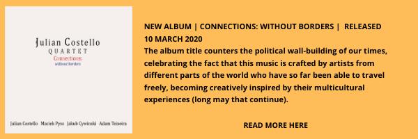 Julian Costello New Releases E-BlastUPDATE