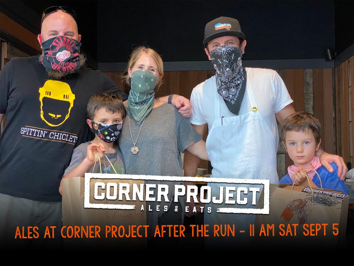 corner project