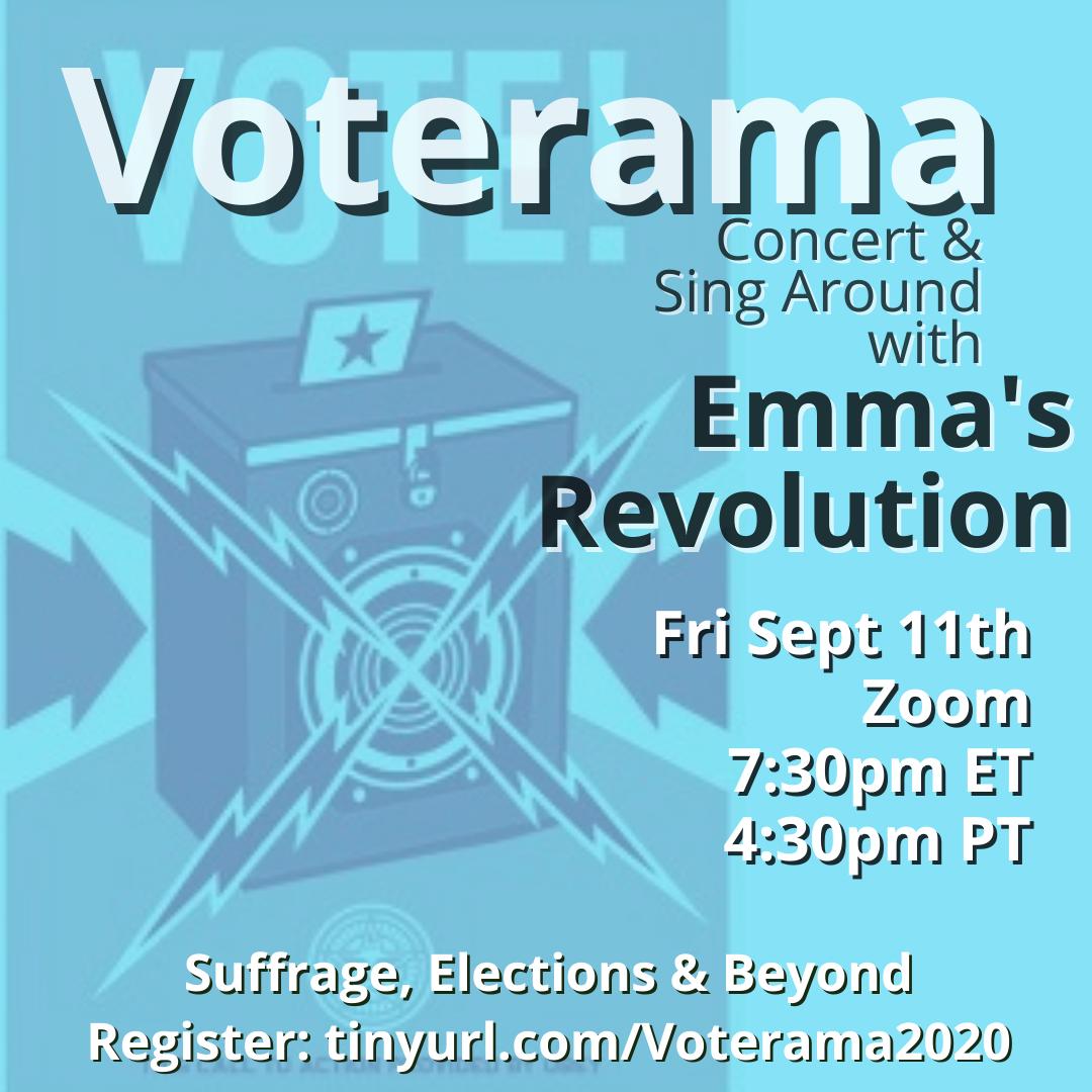 Voterama - Promotional Image