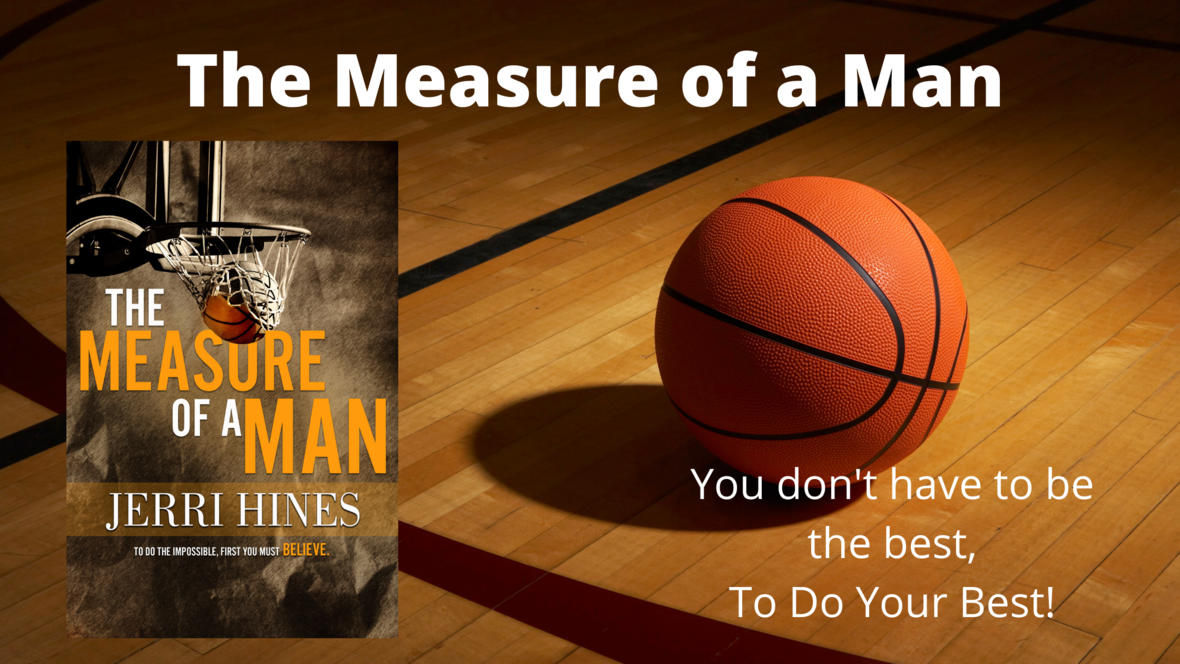 The measure of a man giveaway 1