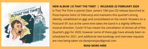 Dave Jones Album Showcase E-Blast FINAL