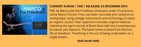Marco P album ShowcaseE-BlastEDIT