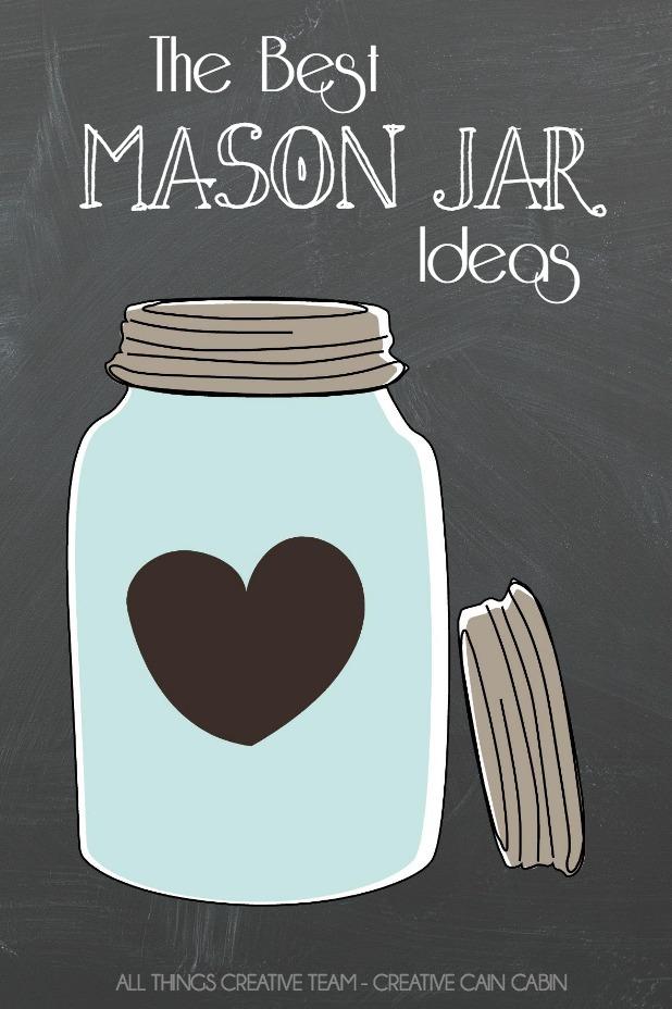 Top 10 Mason Jar Crafts Stinky Dog Be Gone Spray Recipe Bedroom Tour