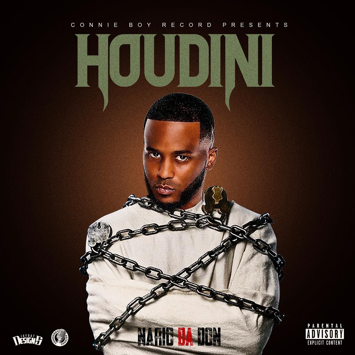 Nario Da Don - Houdini Explicit Front