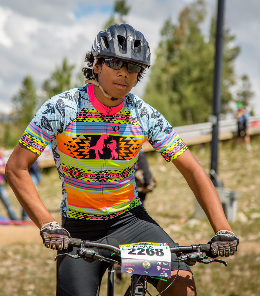 JV Rider Marc Richardson 2268