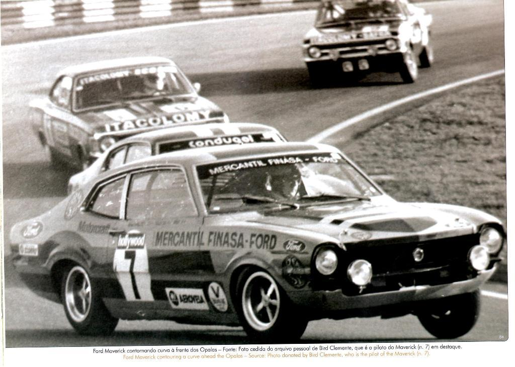 Brazilian Ford Maverick Division 1 Series