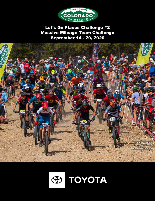 Challenge 2 - Massive Mileage Team Challenge