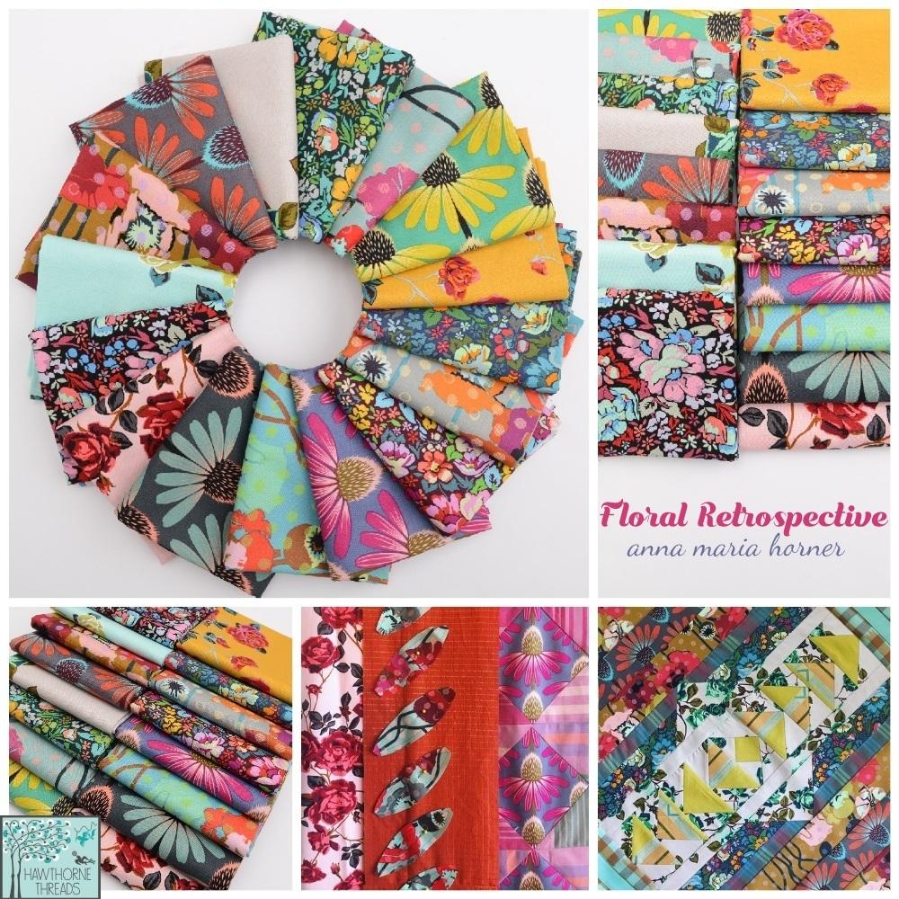 Anna Maria Horner Floral Retrospective Fabric