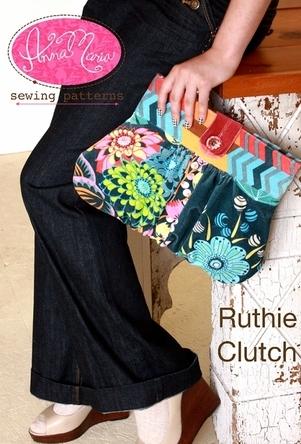 anna maria horner ruthie clutch sewing pattern