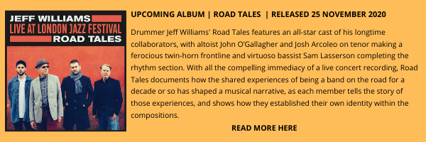 Jeff Williams Album Showcase E-BlastEDIT