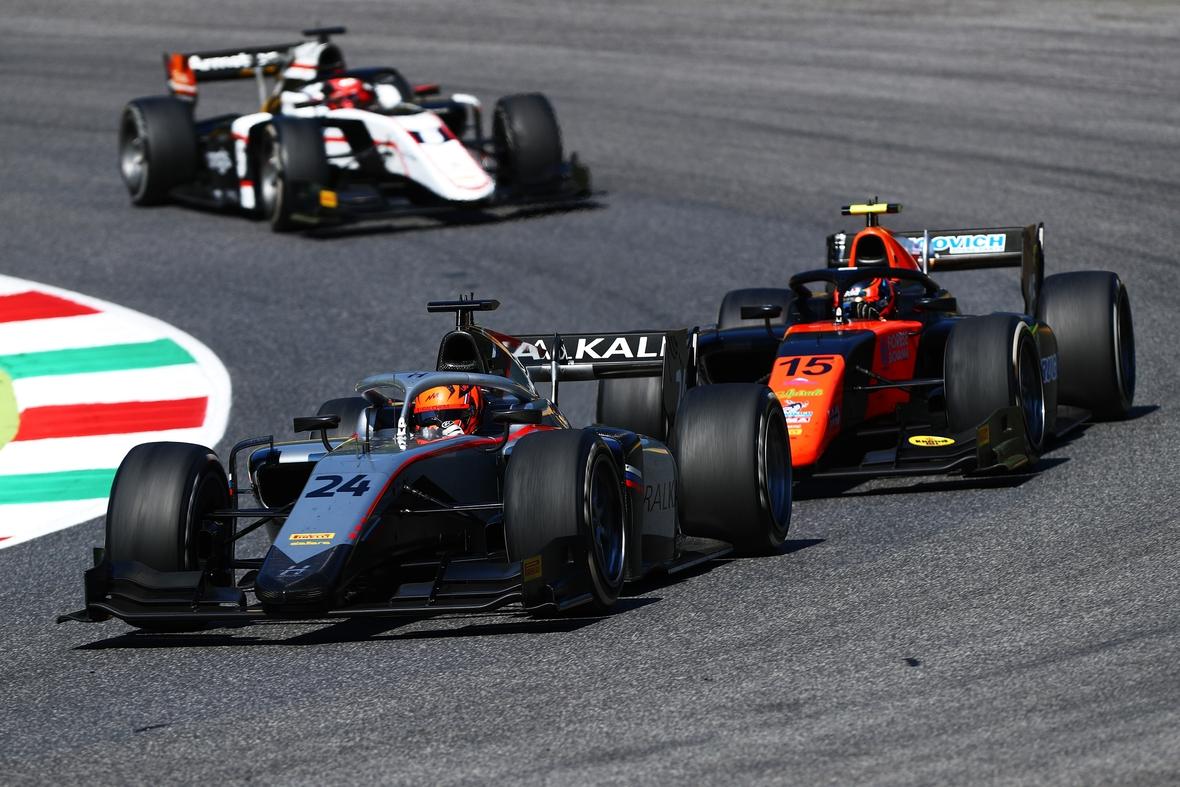 Formula 2 Championship - Round 9 Mugello - Sprint Race