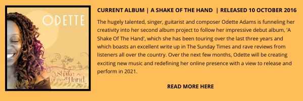 Odette Album Showcase E-Blast AMEND