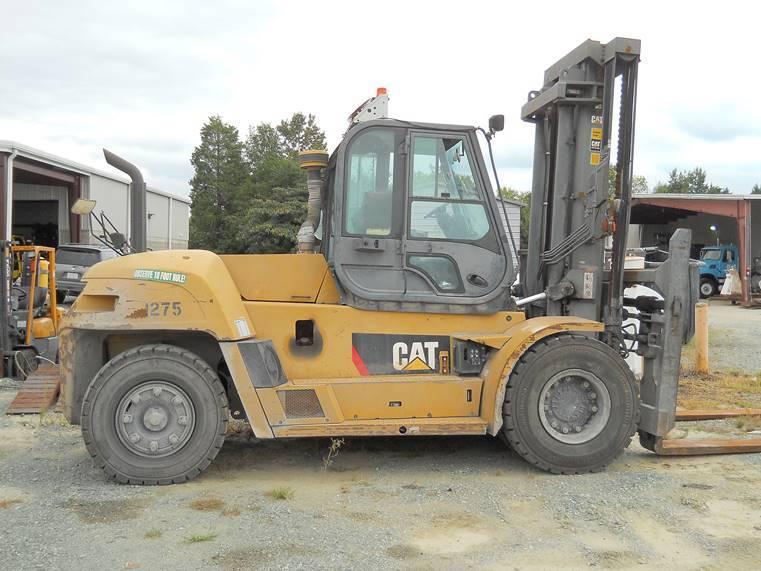 2010 Cat P36000