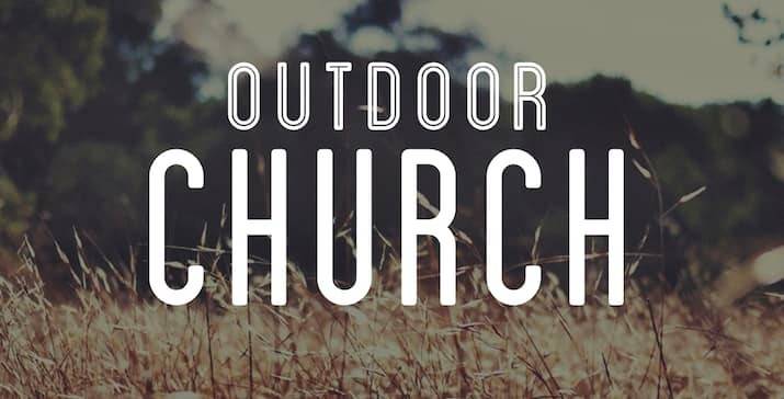 Outdoor Church