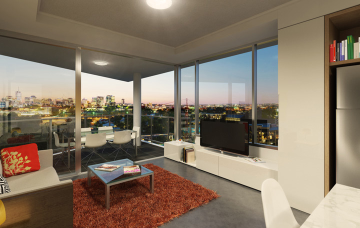 Urban Edge Apartments
