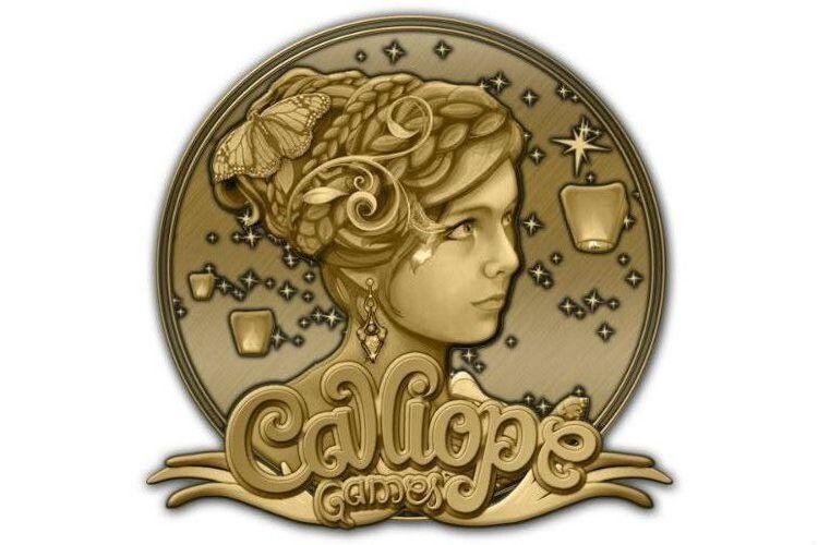 Calliope Lapel Pin