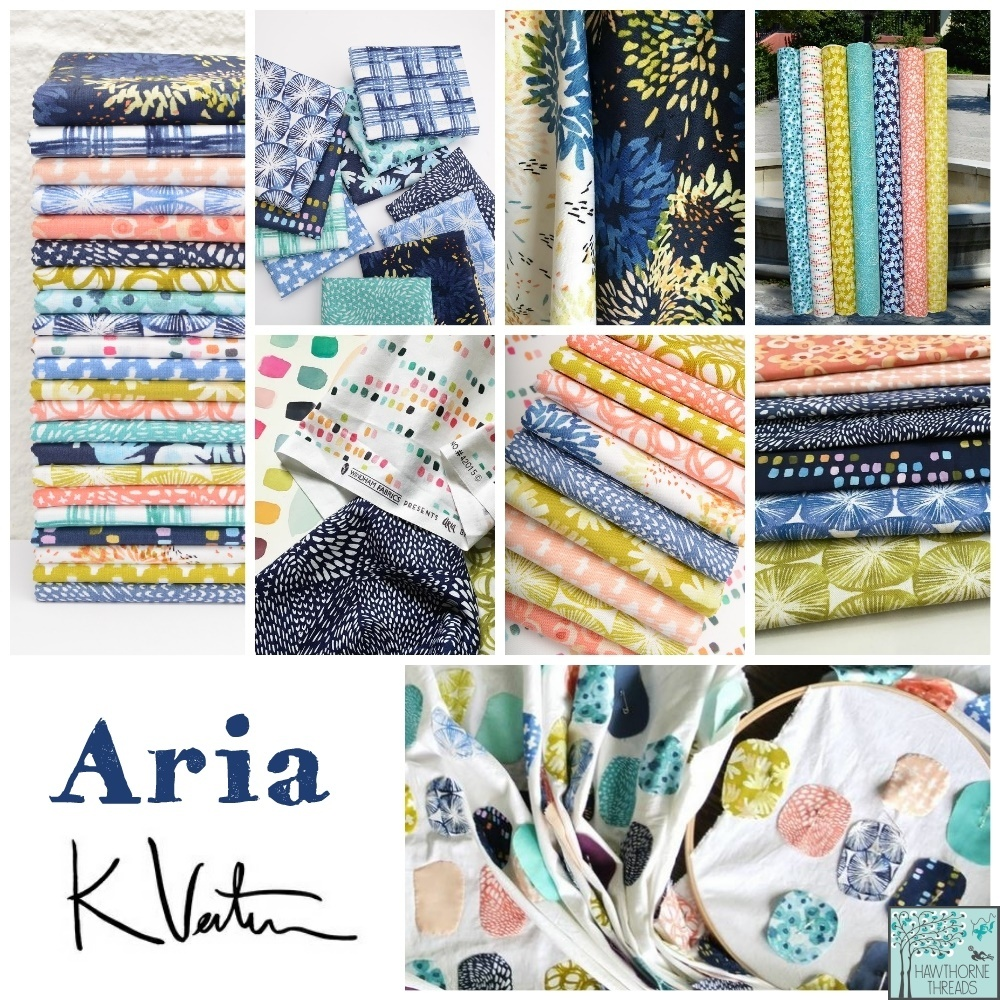 Aria Fabric Poster