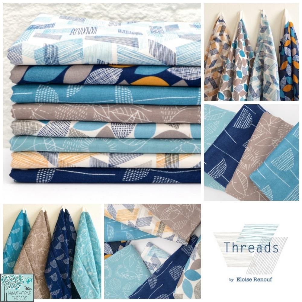 Threads Double Gauze Fabric
