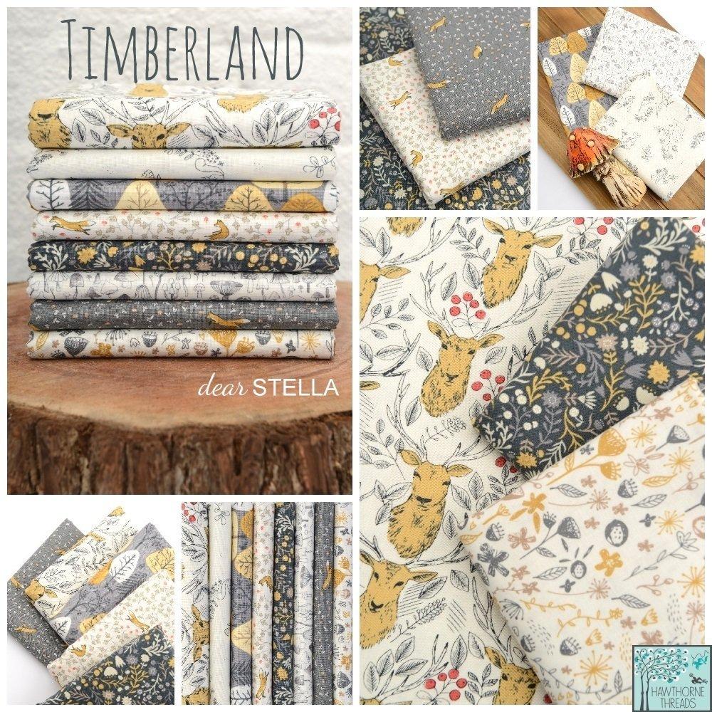 Timberland fabric poster