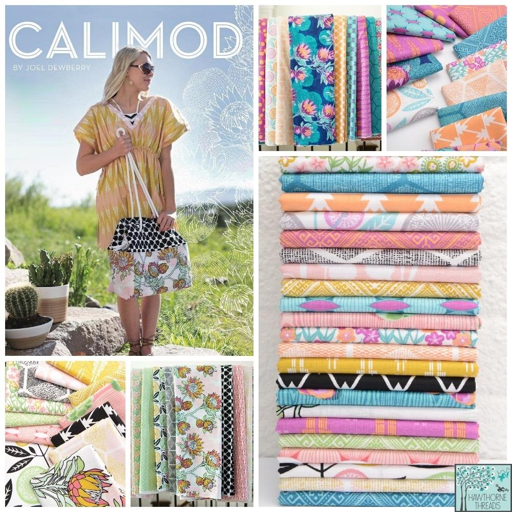 Cali Mod Fabric Poster