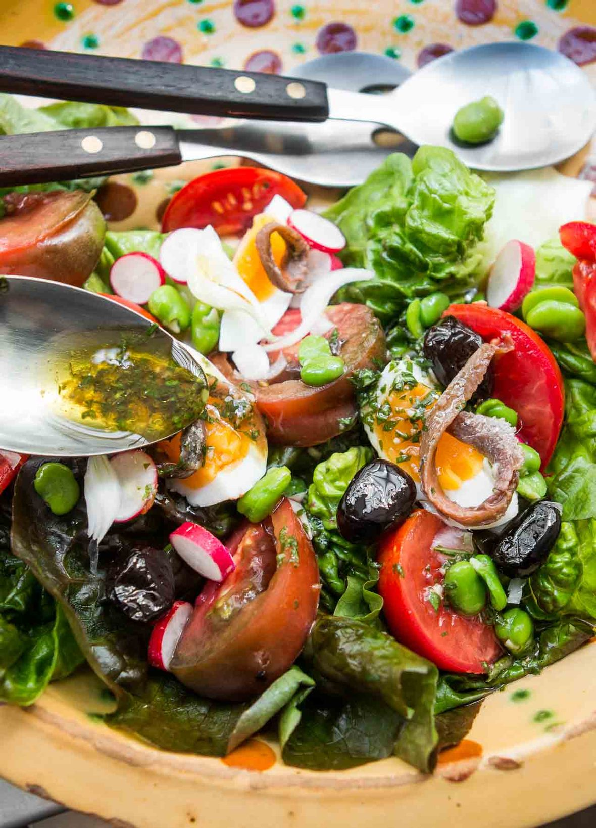 classic salade nicoise-9