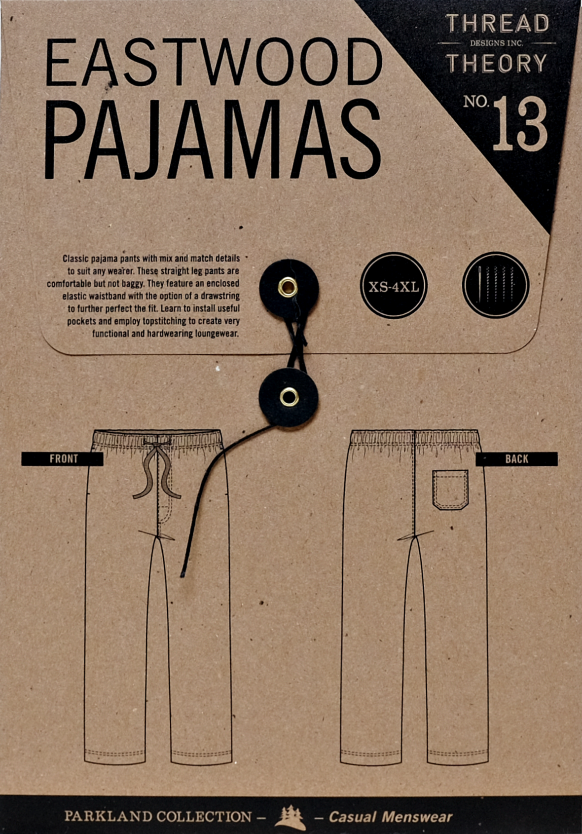 Eastwood-Pajamas-Pattern-Front
