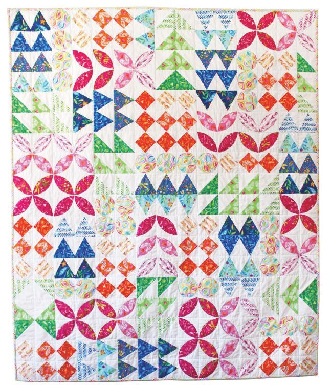 micheal miller- free quilt pattern4