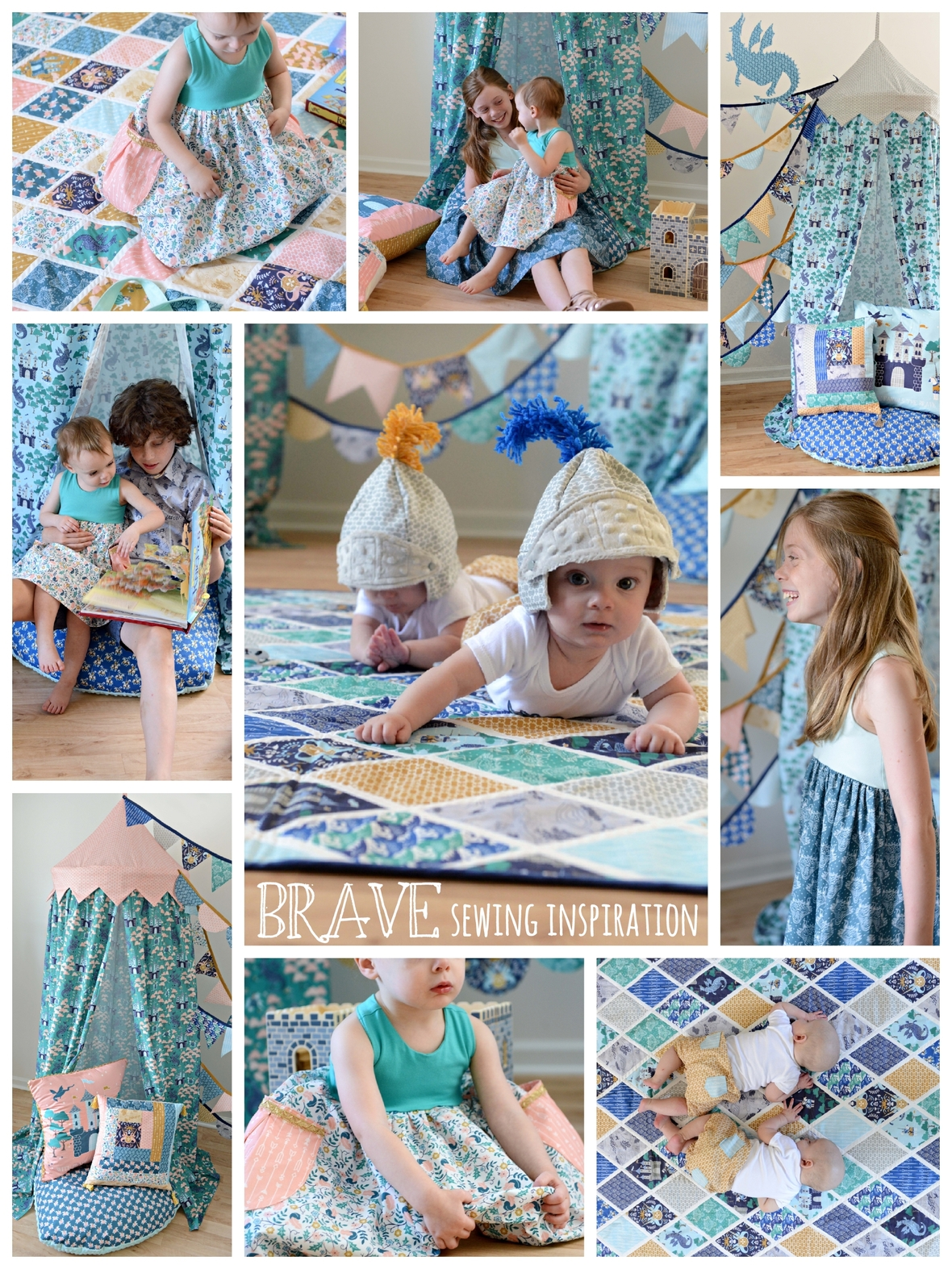 Brave Sewing Inspiration 2100