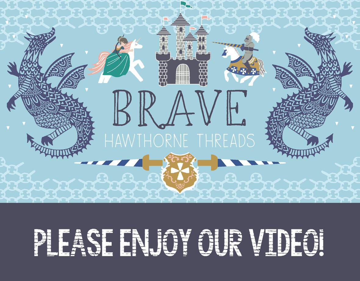 Brave Fabric Video