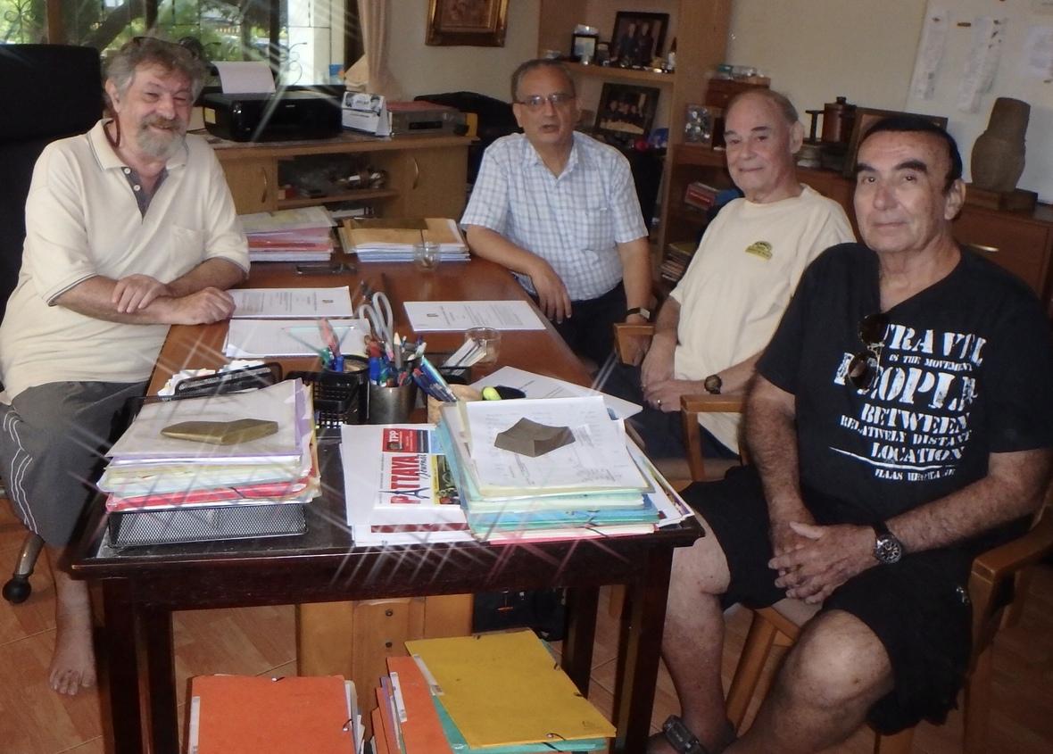 rencontre ensemble Pattaya
