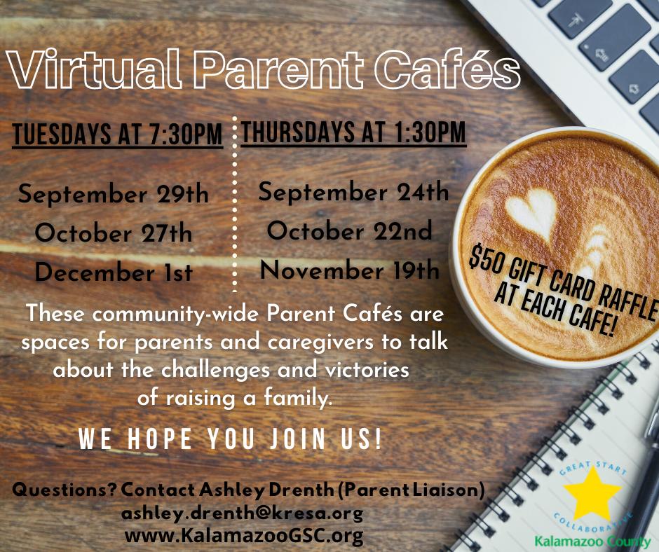 Virtual Parent Cafe