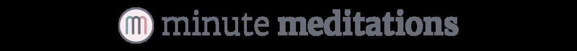 minutemeditationsblog logo