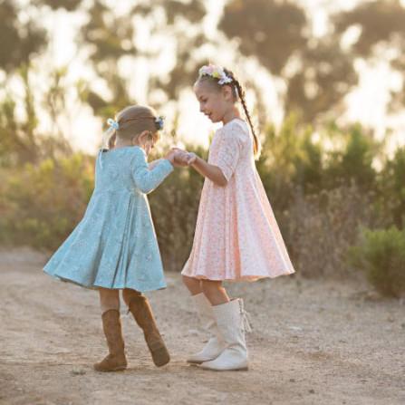 Lily Shines knit dresses square