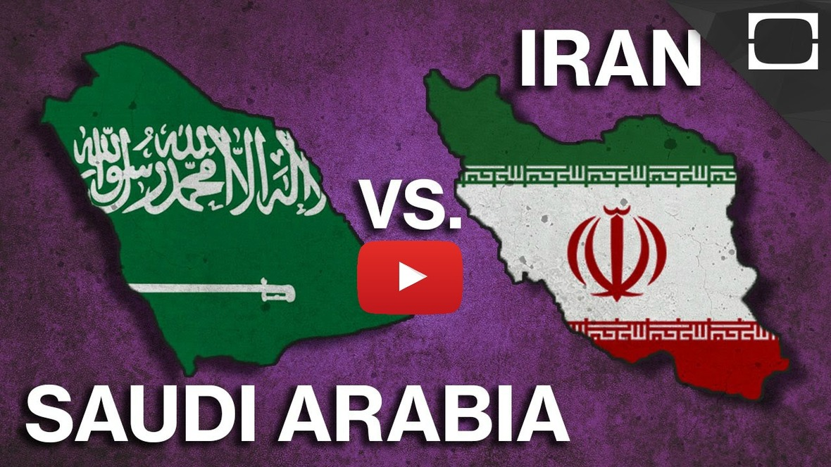 saudi arabia iran