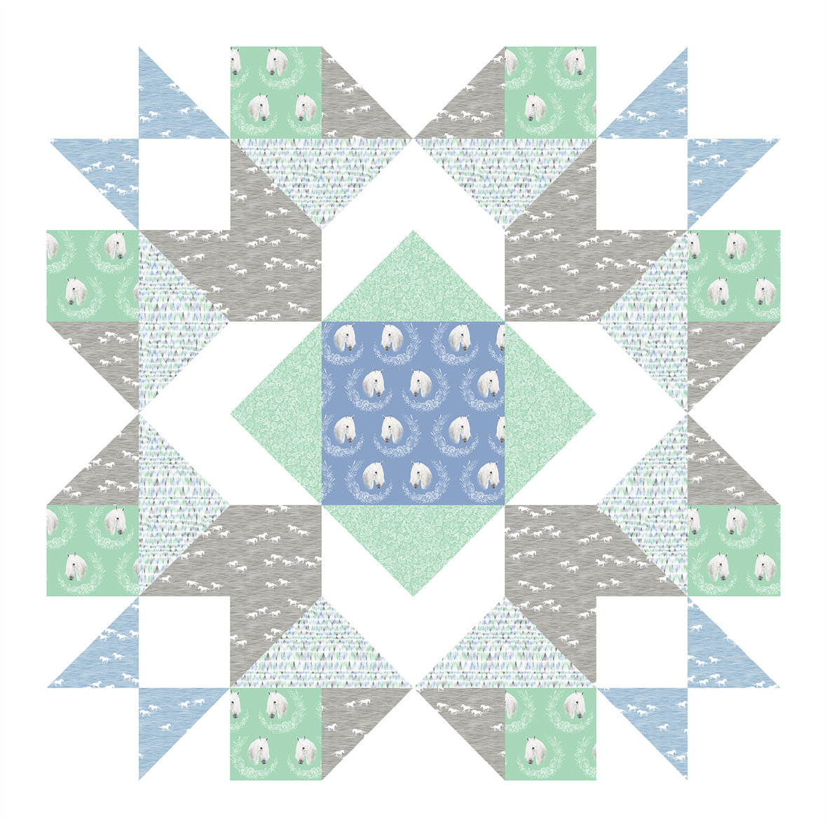 Outer Banks Radiance Quilt Cool