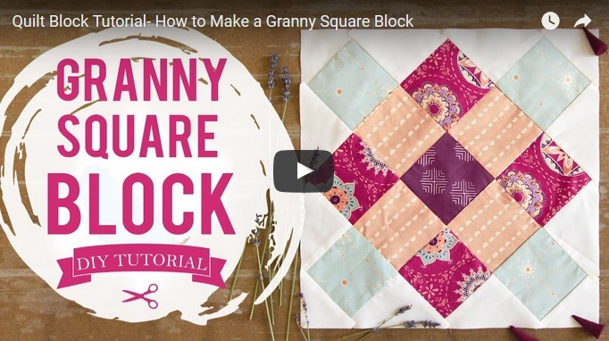 Soulful Granny Square Tutorial