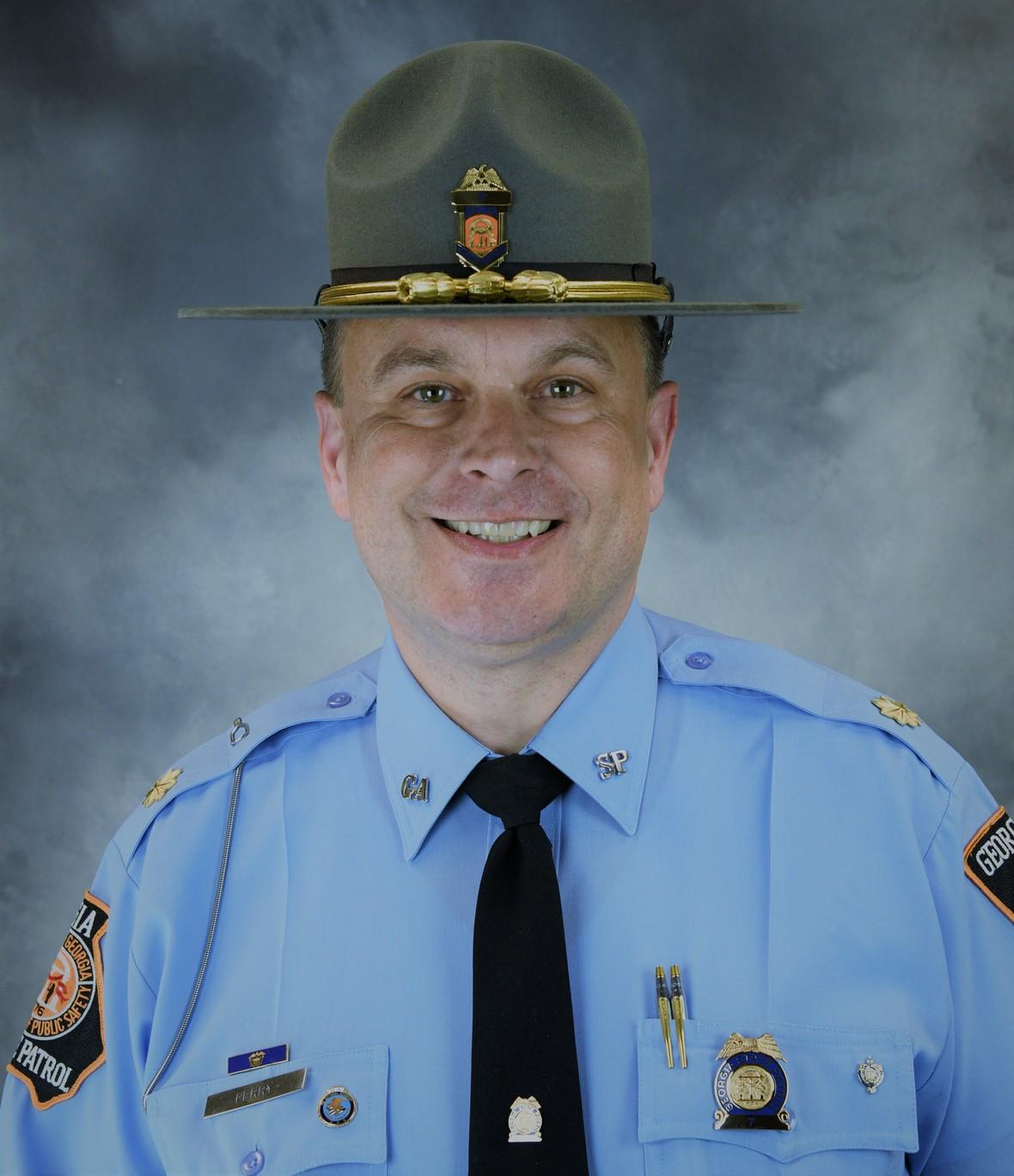 Major Mark Perry
