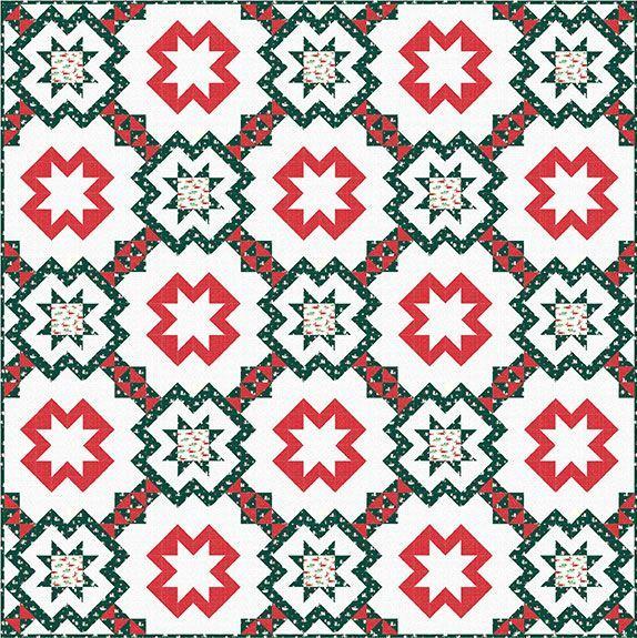 dear stella- expo quilt by kelli fannin