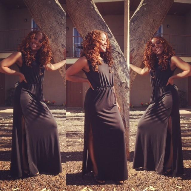 Black Dress 4-14-17