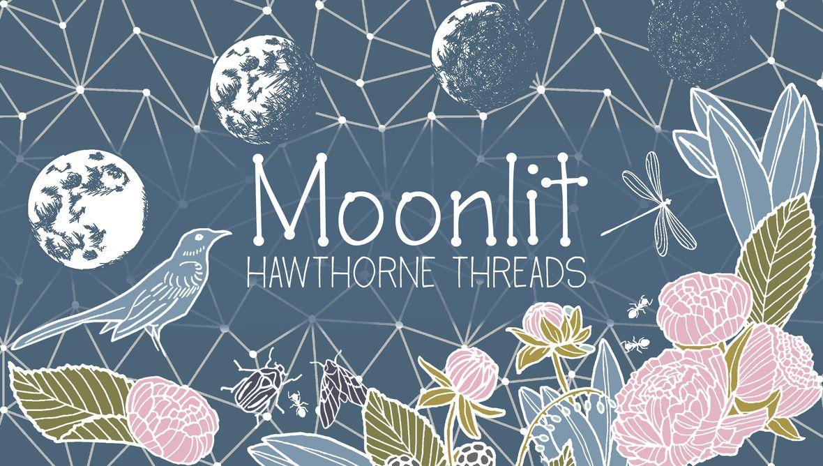 Moonlit Fabric