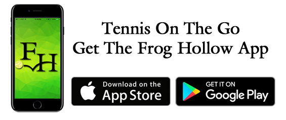Tennis on the Go email footer