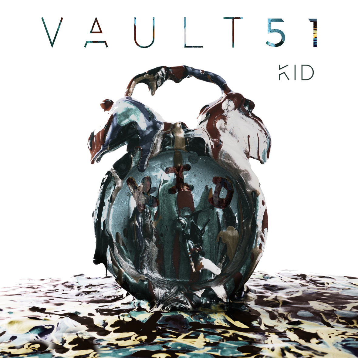 Vault51 Kid EP Album Art