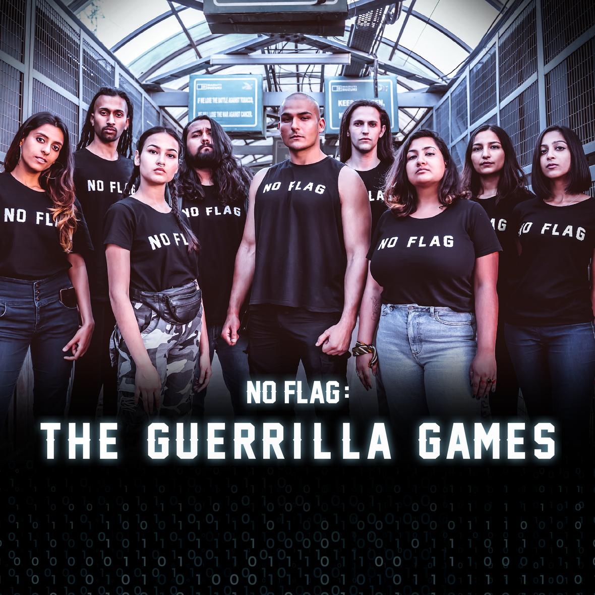 No Flag - Guerilla Games 01 - Press 05