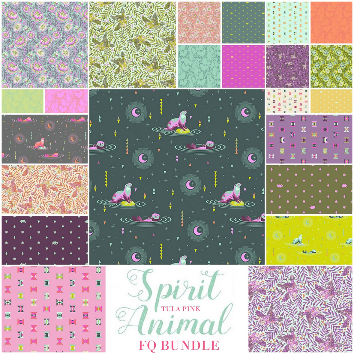 Tula Pink Spirit Animal - Copy