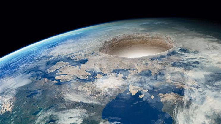 1.INNER EARTH ENTRANCE