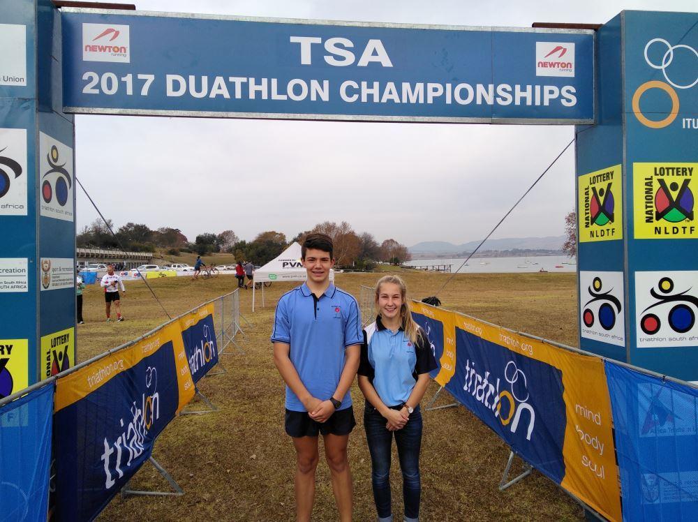 SA Duathlon 3