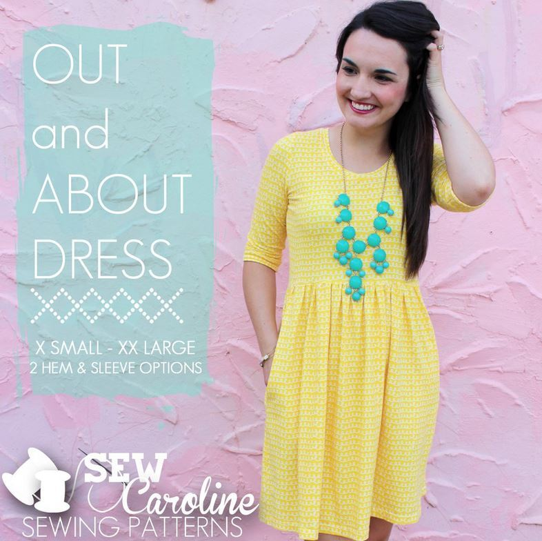 out and about dress-sew caroline