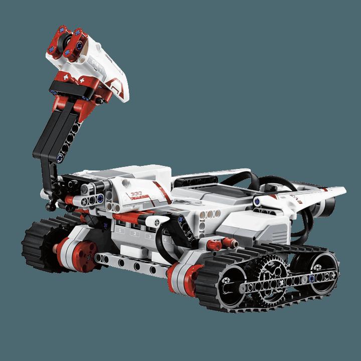 LEGO Track3r