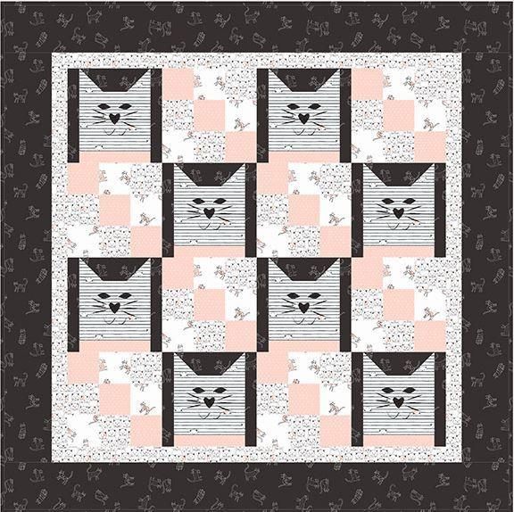 dear stella - free quilt pattern