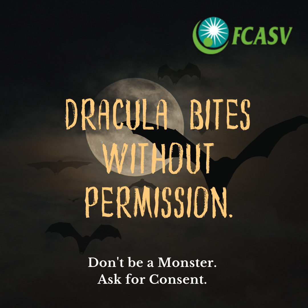 Dracula Bites Without Permission